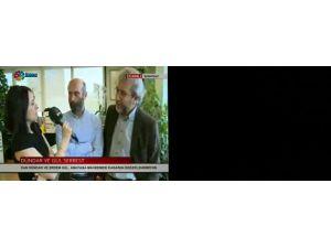 İMC TV'nin yayını kesildi