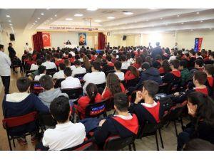 Başkan Palancıoğlu'dan Gençlere Altın Öğütler