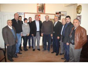 Hayri İnönü, Cenaze Töreni İçin Osmancık'a Geldi