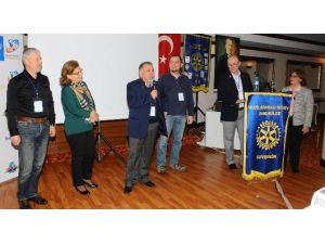 Rotary'de Yeni Dönem Hazırlığı