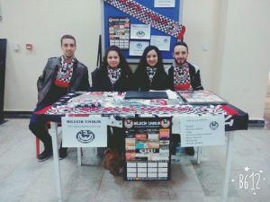Üniversiteli Beşiktaşlılardan Örnek Kampanya