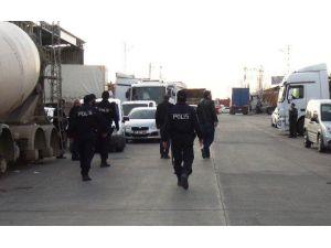 Gaziantep'te Terör Operasyonu