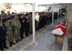 Şanlıurfa'da Kıbrıs Gazisi Son Yolculuğuna Uğurlandı