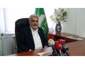 Yapıcıoğlu: Uzun tutukluluk süreleri kabul edilecek bir şey değil