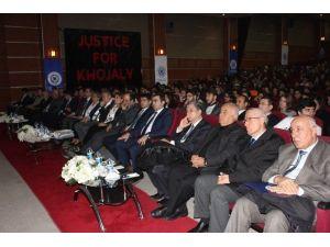 """Azeri Milletvekili İsmayilov: """"Dünya Gerçek Bir Soykırım Görmek İstiyorsa Hocalı'ya Gelsin''"""