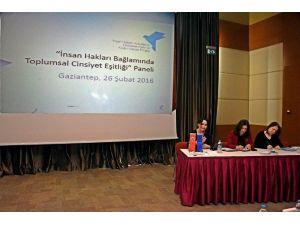 Toplumsal Cinsiyetin Eşitliği Paneli Düzenlendi
