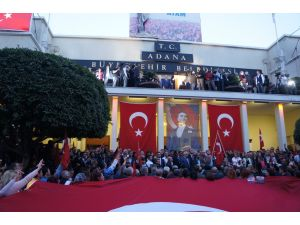 Adana Büyükşehir Başkanı Sözlü: 17 yıllık başkanlığımda tek bir suç yok