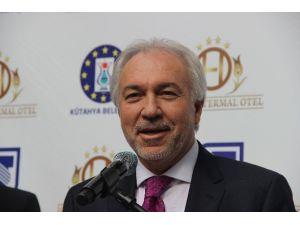 Başkan Kamil Saraçoğlu'ndan, Ilıca Harlek Termal Oteli Yenileyen Ekibe Özel Teşekkür