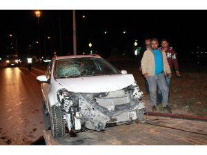 Gültepe Kavşağında Trafik Kazası: 6 Yaralı