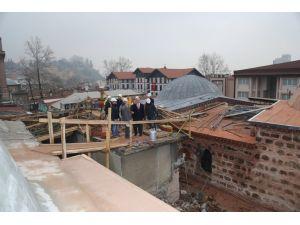 İvazpaşa ve Yorgancılar Çarşısı'nda 122 dükkan restore ediliyor