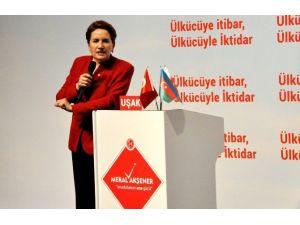 """Akşener:""""babaanne Değil, Başbakan Olacağım"""""""