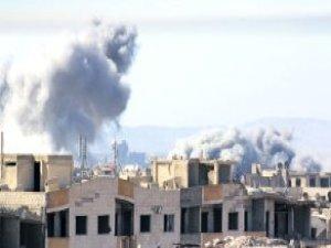Suriye'de Ateşkese Rağmen Çatışmalar Sürdü