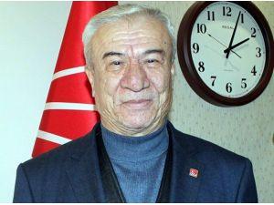 CHP Efeler İlçe Başkanı Gürgün'ün Acı Günü