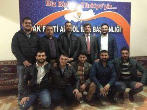AK Parti İlçe Gençlik Kolları Toplantısı Acıgöl'de Yapıldı