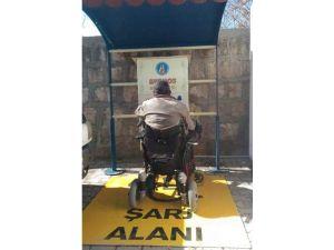 Avanos'ta Engelli Şarj İstasyonlarının Sayısı Arttırıldı