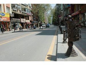 Kocaeli Büyükşehir Tarafından İnönü Caddesi Trafiğe Kapatılacak