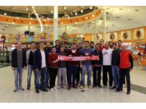 Antalyaspor Hentbol Takımı Deepo'da