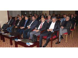 Elazığ'da Sivil Toplum Kuruluşları Toplantısı Yapıldı