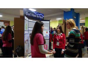 Bosna-Hersek Türk kolejlerinde bilim olimpiyatı coşkusu
