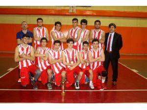 Özel Kahramankent Basketbol Takımı şampiyon oldu