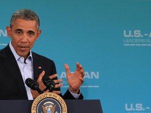 Obama: En iyi şartlarda bile şiddet hemen sona ermeyecek
