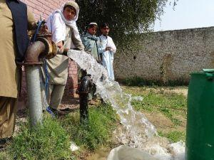 TİKA'dan Pakistan'da Temiz Su Temininde Sürdürülebilir Çözüm