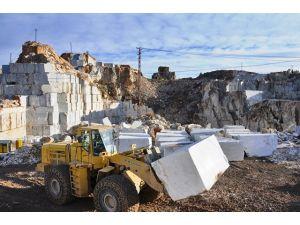 Afyon mermeri için 6 milyonluk proje hazırlanıyor