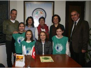 Eko Okullar'dan Eskişehir Kent Konseyi'ne Ziyaret