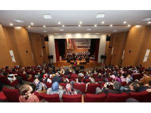 SGM Öğrencileri Yöresel Türküleri Seslendirdi