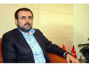 """Kültür Bakanı Ünal: """"PKK Turistlere Türkiye'ye Gelmemeleri İçin Ölüm Tehditleri Yağdırıyor"""""""