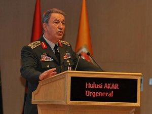 'TSK terörün her türlüsü ile mücadeleye devam edecek'