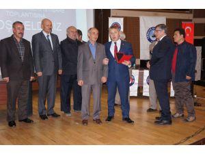 Türk Tarım Orman Sen, Erzurum'da bölge istişare toplantısı yaptı