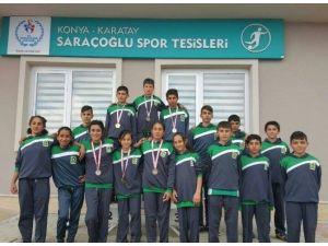 Konya'da Atletizmine Ereğli Damgası