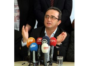 CHP'li Tezcan: Erdoğan ve AKP'nin başkanlık rejimi sevdası yedek lastiği olmayız