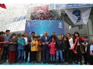 Eyüp Belediyesi Göktürk Ek Hizmet Binası Törenle Açıldı