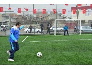 """Erkoç: """"Spor Tesislerimizin Sayılarını Her Geçen Gün Artırıyoruz"""""""