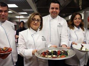 UNESCO listesindeki Gaziantep mutfağında kalite artırılacak