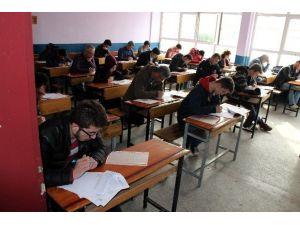 Mesleki Yeterlilik Sınavı Karabük'te Yapıldı
