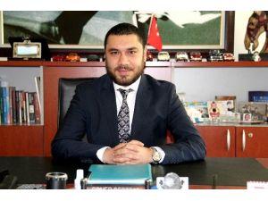 """Serttaş: """"Mersin Türkiye'nin Ticaret Merkezi Olacak"""""""