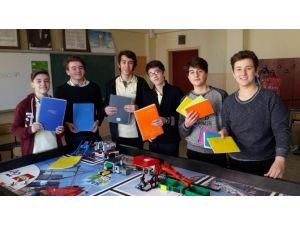 Tavşanlı İMKB Anadolu Lisesi Robot Kulübü Yarın Bursa'da Yarışacak