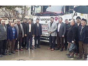 Din Görevlileri Türkmenlerin Yanında