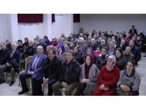 Başkan Yemenici Yeni Mahalle Halkıyla Toplandı