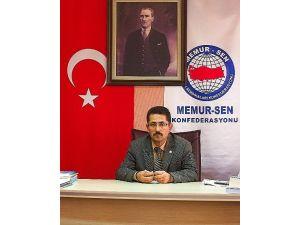 """Eğitim Bir Sen Edirne Şubesi Başkanı Dalgıç: """"Bedel Ödetenleri Unutmayacak, Unutturmayacağız"""""""