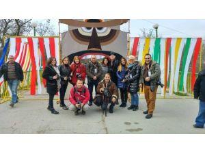 """Efod, """"Bulgaristan'ın """"Kukerlandia"""" Festivalinde"""