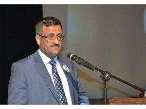 Molla Ahmet Derneği Başkanı Gürbüzcan, Necmettin Erbakan'ı Andı