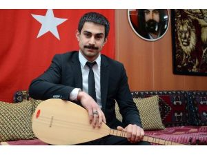 Alevilerin En Genç Dedesi Eskişehir'de