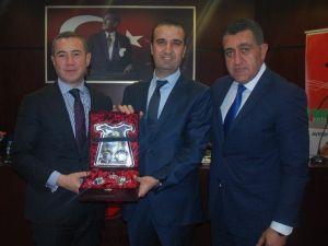 GTO Şubat Meclisi KOSGEB Müdürü Gözek'in Katılımıyla Yapıldı