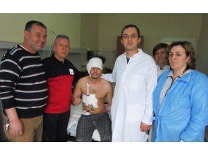 Türk Doktorlar Balkanlarda Bir İlki Gerçekleştirdi