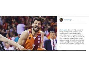 """Ergin Ataman: """"Göksenin'in Hareketini Başka Yere Çekmek Vicdansızlıktır"""""""