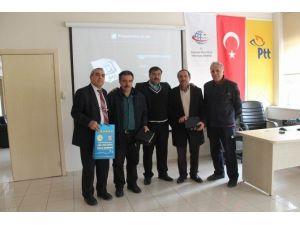 PTT Merkez Müdürleri Erzincan'da Toplandı